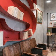 Отель So'Co by HappyCulture Франция, Ницца - 13 отзывов об отеле, цены и фото номеров - забронировать отель So'Co by HappyCulture онлайн развлечения