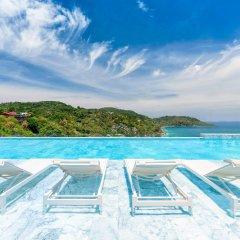 Отель Foto Hotel Таиланд, Пхукет - 12 отзывов об отеле, цены и фото номеров - забронировать отель Foto Hotel онлайн бассейн фото 2