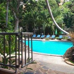 Отель Bella Villa Serviced Apartments Таиланд, Паттайя - 13 отзывов об отеле, цены и фото номеров - забронировать отель Bella Villa Serviced Apartments онлайн балкон