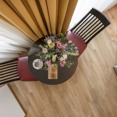 Отель Cinko Литва, Вильнюс - отзывы, цены и фото номеров - забронировать отель Cinko онлайн удобства в номере фото 2