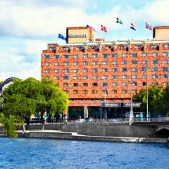 Отель Sheraton Stockholm Hotel Швеция, Стокгольм - 2 отзыва об отеле, цены и фото номеров - забронировать отель Sheraton Stockholm Hotel онлайн пляж фото 2