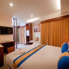Отель Blue Sky Patong 3* Номер Делюкс с различными типами кроватей