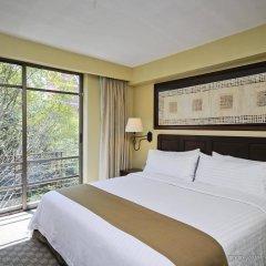 Отель Holiday Inn Suites Zona Rosa Мексика, Мехико - отзывы, цены и фото номеров - забронировать отель Holiday Inn Suites Zona Rosa онлайн комната для гостей фото 2