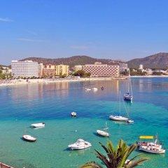 Hotel Gabarda & Gil пляж