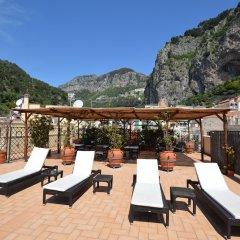 Отель L'Antico Convitto Италия, Амальфи - отзывы, цены и фото номеров - забронировать отель L'Antico Convitto онлайн бассейн фото 2