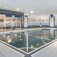 Отель Econo Lodge South Calgary Канада, Калгари - отзывы, цены и фото номеров - забронировать отель Econo Lodge South Calgary онлайн бассейн
