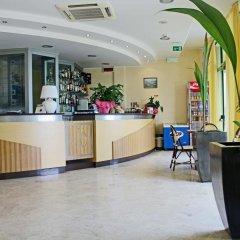 Hotel Colombo Римини интерьер отеля