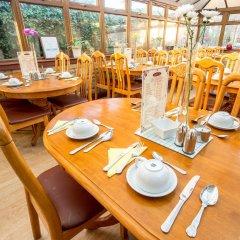 Отель Corstorphine Lodge Великобритания, Эдинбург - отзывы, цены и фото номеров - забронировать отель Corstorphine Lodge онлайн питание фото 2