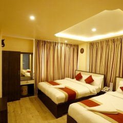 Отель Readers Inn Pvt.Ltd Непал, Катманду - отзывы, цены и фото номеров - забронировать отель Readers Inn Pvt.Ltd онлайн комната для гостей фото 2