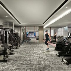 Отель AVANI Sukhumvit Bangkok фитнесс-зал фото 2