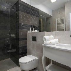 Отель Lavoo Boutique Apartments Польша, Гданьск - отзывы, цены и фото номеров - забронировать отель Lavoo Boutique Apartments онлайн ванная фото 2