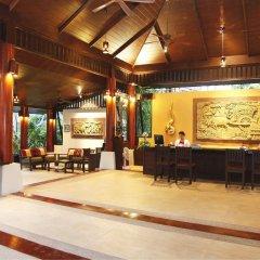 Отель Baan Chaweng Beach Resort & Spa интерьер отеля фото 2