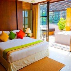 Отель Coconut Village Resort 4* Люкс с различными типами кроватей фото 5