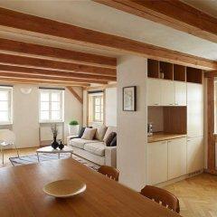 Отель Kozna Suites Чехия, Прага - отзывы, цены и фото номеров - забронировать отель Kozna Suites онлайн комната для гостей фото 4