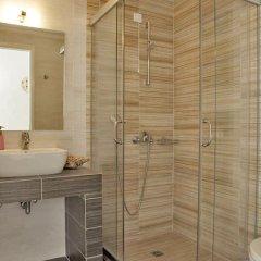 Отель Hippocampus Hotel Греция, Остров Санторини - отзывы, цены и фото номеров - забронировать отель Hippocampus Hotel онлайн ванная