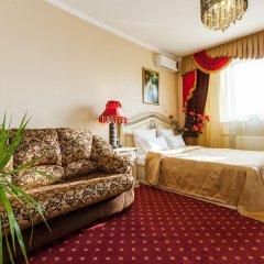 Гостиница Гранд Уют в Краснодаре - забронировать гостиницу Гранд Уют, цены и фото номеров Краснодар комната для гостей фото 7