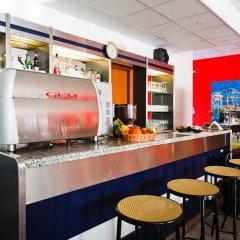 Отель Motel Autosole Lodi Корнельяно Лауденсе гостиничный бар