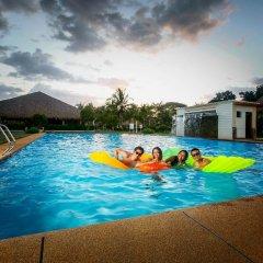 Отель Bohol Beach Club Resort бассейн