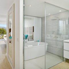 Отель Sol Beach House Mallorca - Adult Only Испания, Эстелленс - отзывы, цены и фото номеров - забронировать отель Sol Beach House Mallorca - Adult Only онлайн ванная фото 2