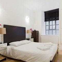 Отель Covent Garden Theatre District Apts комната для гостей фото 5