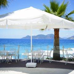 Liberty Hotels Lykia Турция, Олудениз - отзывы, цены и фото номеров - забронировать отель Liberty Hotels Lykia - All Inclusive онлайн пляж фото 2