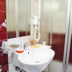 Отель Diana Италия, Помпеи - отзывы, цены и фото номеров - забронировать отель Diana онлайн ванная