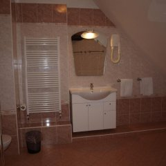 Hotel King George Прага ванная