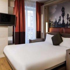 Отель Aparthotel Adagio Paris Opéra Франция, Париж - 1 отзыв об отеле, цены и фото номеров - забронировать отель Aparthotel Adagio Paris Opéra онлайн сейф в номере