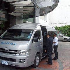Отель B.U. Place Бангкок городской автобус