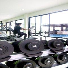 Отель Samui Resotel And Spa Самуи фитнесс-зал фото 3