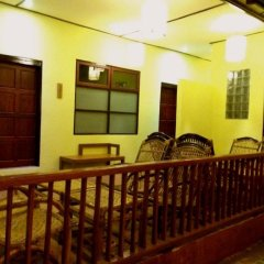 Отель Inle Inn балкон
