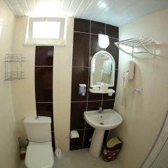 Отель Mavi Cennet Camping Pansiyon Сиде ванная