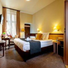 Отель Amber комната для гостей фото 5