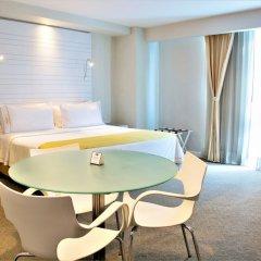 Отель Holiday Inn Express And Suites Mexico City At The Wtc Мехико помещение для мероприятий фото 2