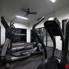 Отель Surintra Boutique Resort фитнесс-зал фото 5