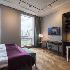 Апартаменты Apartments by Ligula Hammarby Sjöstad Стокгольм комната для гостей фото 3