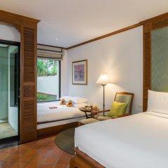 Отель JW Marriott Phuket Resort & Spa Таиланд, Пхукет - 1 отзыв об отеле, цены и фото номеров - забронировать отель JW Marriott Phuket Resort & Spa онлайн ванная фото 2