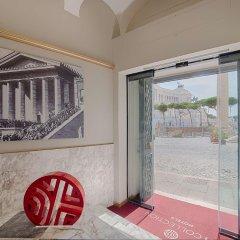Отель Nh Collection Roma Fori Imperiali Рим комната для гостей