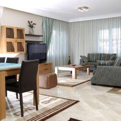 Отель Paradise Town - Villa Lisa Белек комната для гостей фото 5