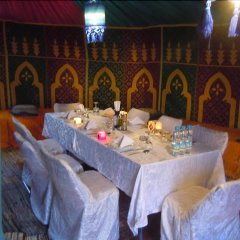 Отель Ksar Bicha Марокко, Мерзуга - отзывы, цены и фото номеров - забронировать отель Ksar Bicha онлайн питание фото 2