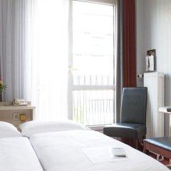 Berlin Plaza Hotel am Kurfurstendamm Берлин комната для гостей