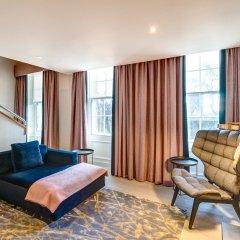 Отель Apex Waterloo Place Эдинбург комната для гостей фото 2