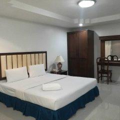 Отель JS Tower Service Apartment Таиланд, Бангкок - отзывы, цены и фото номеров - забронировать отель JS Tower Service Apartment онлайн комната для гостей фото 2