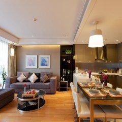 Отель Ascott Raffles City Beijing Китай, Пекин - отзывы, цены и фото номеров - забронировать отель Ascott Raffles City Beijing онлайн фото 8