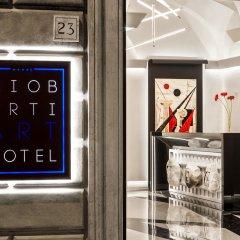 Gioberti Art Hotel интерьер отеля фото 2