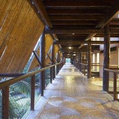 Отель Nannai Resort & Spa интерьер отеля