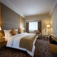 Отель Berjaya Makati Hotel Филиппины, Макати - отзывы, цены и фото номеров - забронировать отель Berjaya Makati Hotel онлайн комната для гостей фото 4
