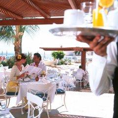 Hotel Riu Palace Jandia питание