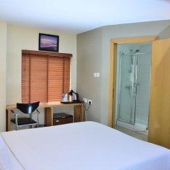 Отель Adis Hotels Ibadan удобства в номере