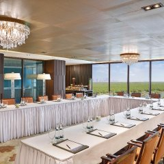 Отель Anantara Eastern Mangroves Abu Dhabi Абу-Даби помещение для мероприятий